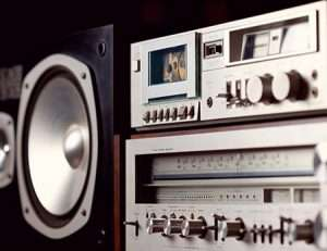 used stereo equipment