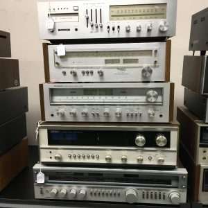 Vintage Audio for Sale