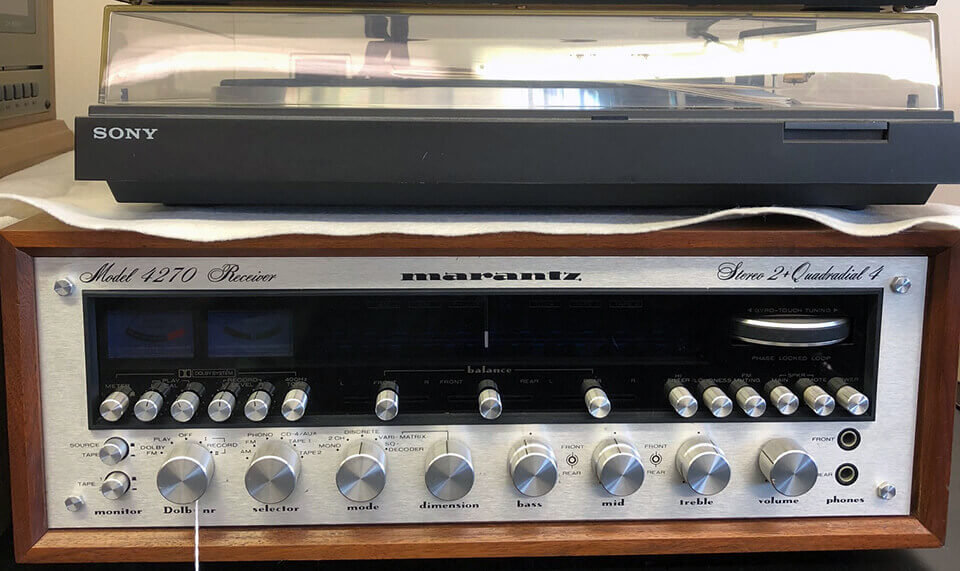 Vintage Audio for Sale | Used Stereos, Turntables & Speakers