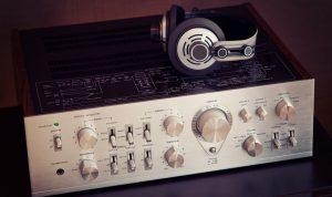 Vintage Audio Yardley