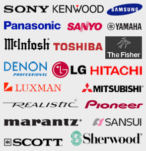 Brands We Service: Sony, Toshiba, Hitachi, LG, Mitsubishi, Sanyo, Samsung, and all other brands!